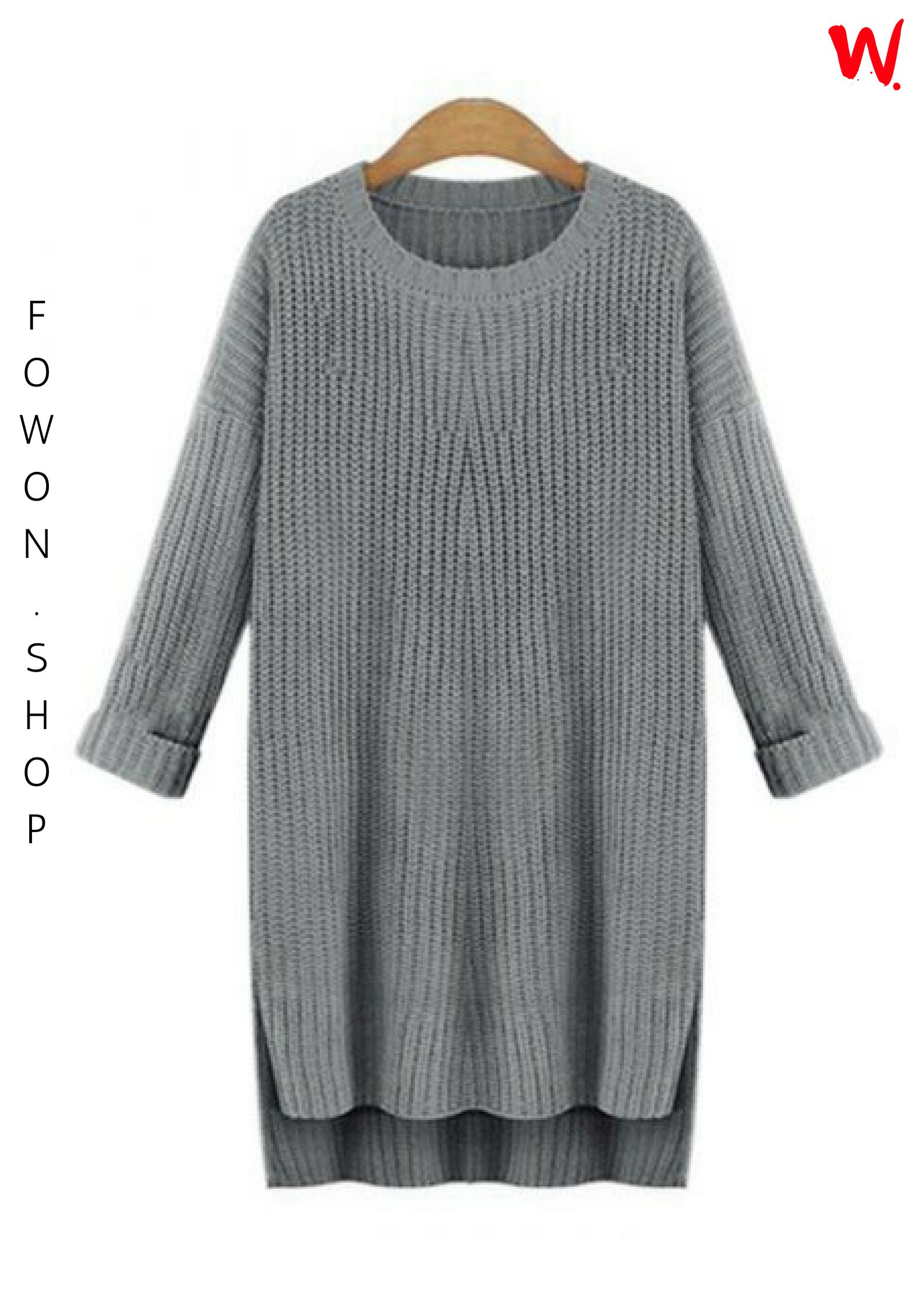 Shop this chic long sleeve pullover from fowonshop fowon