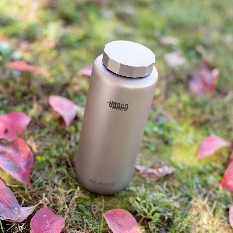 Vargo Titanium EDC Bottle