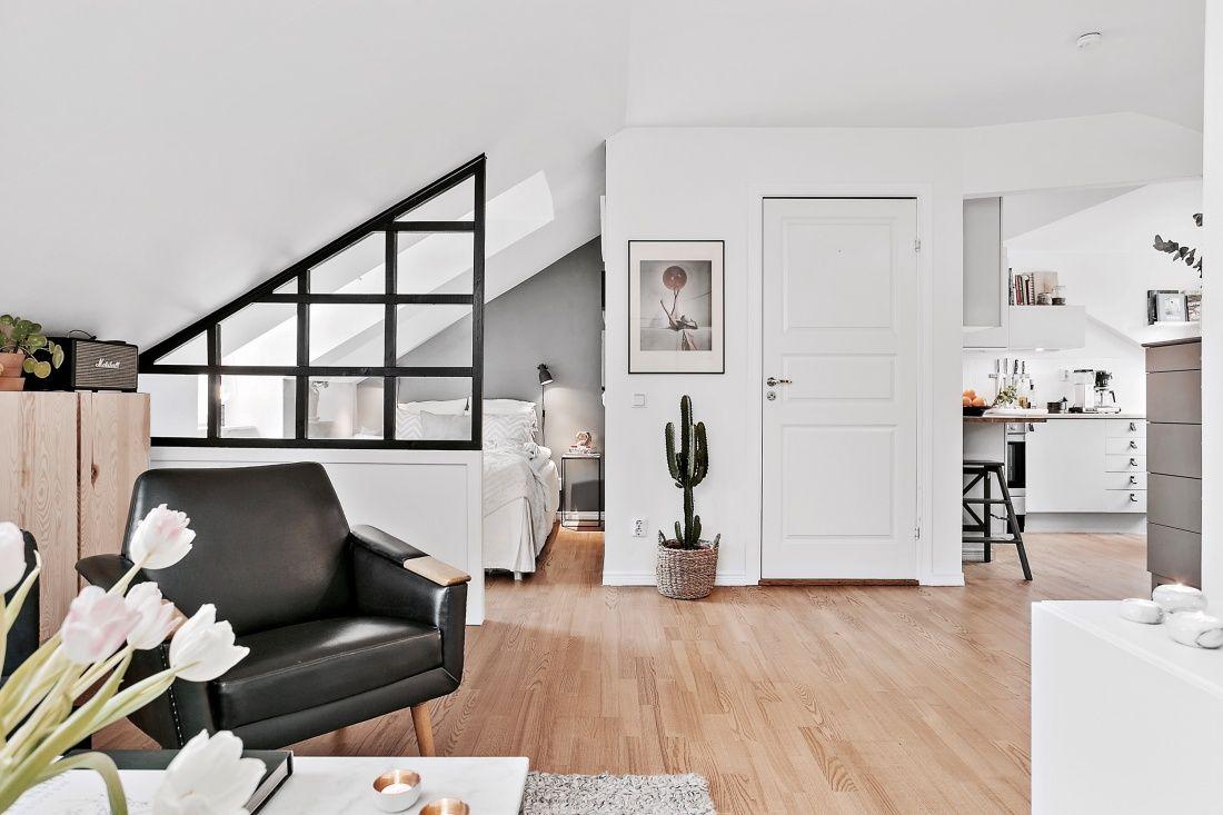 Prix Amenagement Comble 20M2 mini apartamento de lo más completo | petit appartement