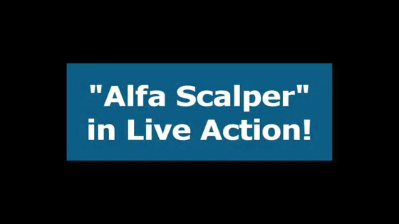 Alfa Scalper A Powerful Mt4 Scalping Indicator Not Ea Robot