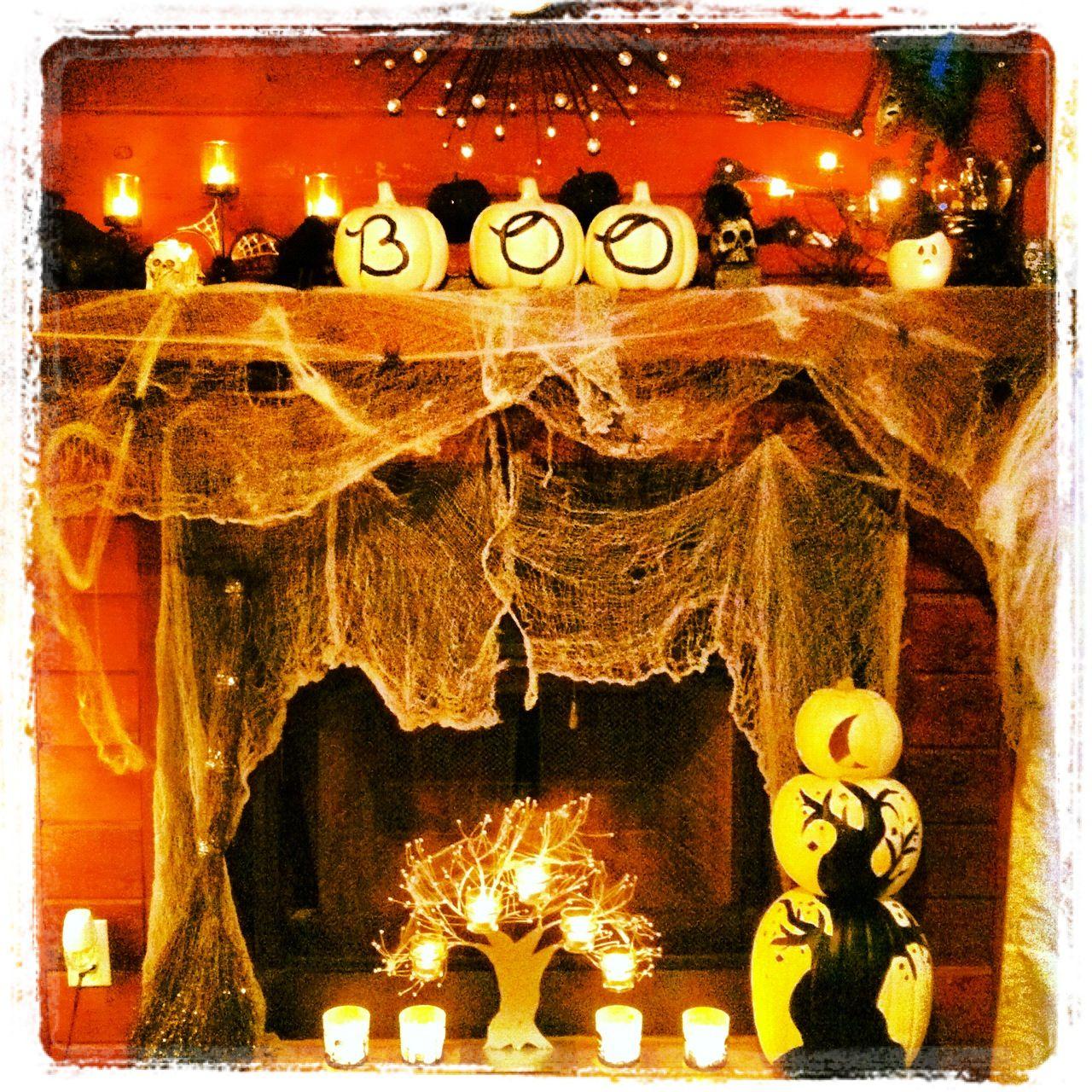 Halloween Decor Holidays Pinterest Halloween ideas, Halloween - fun halloween decorations