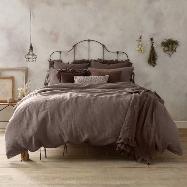 Product Image For Wamsutta Vintage Washed Linen Pillow Sham 1 Out Of 3 Bed Linen Design Bed Linens Luxury Duvet Cover Master Bedroom
