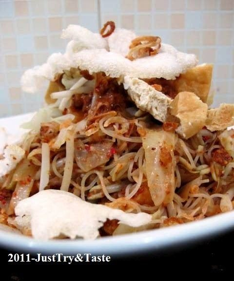 Resep Ketoprak Super Mantap Resep Masakan Asia Makan Malam Resep Masakan Indonesia