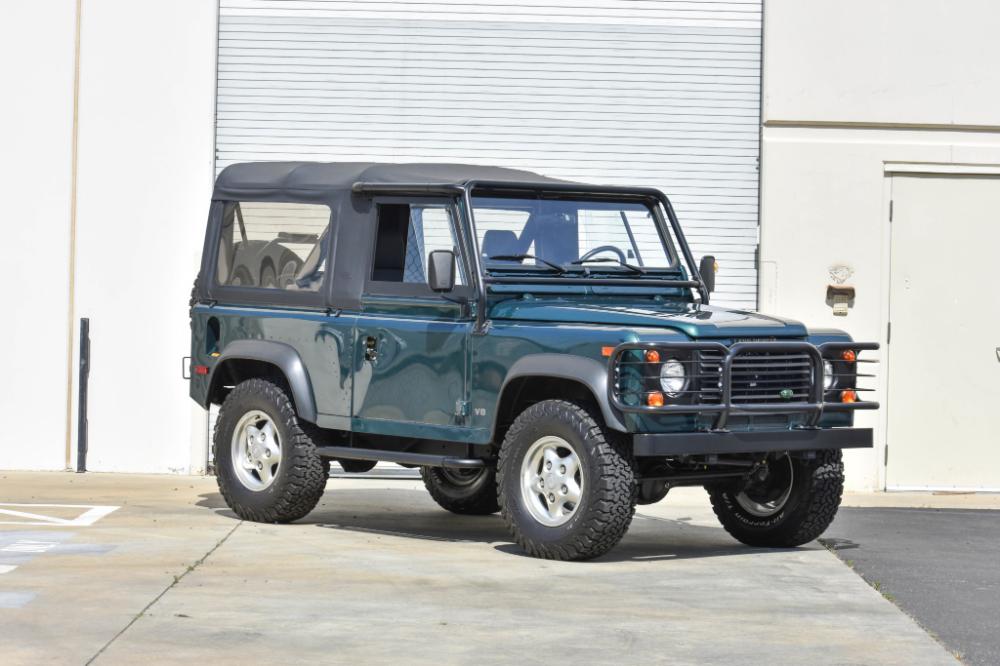 3k Mile 1997 Land Rover Defender 90 Nas In 2020 Land Rover Defender Land Rover Defender 90