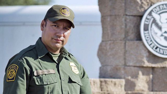Border Patrol agent on murder of off-duty agent