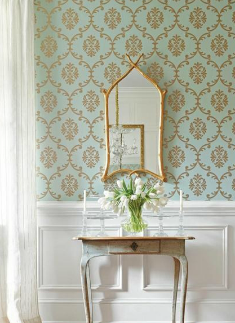 Beautiful Designs at Thibaut and Anna French Rustic