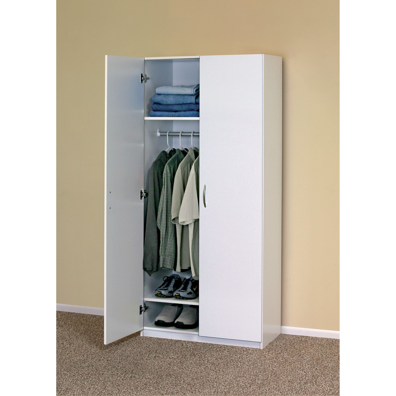 Armoire Wardrobe Closet Storage Wardrobe Cabinets Closetmaid