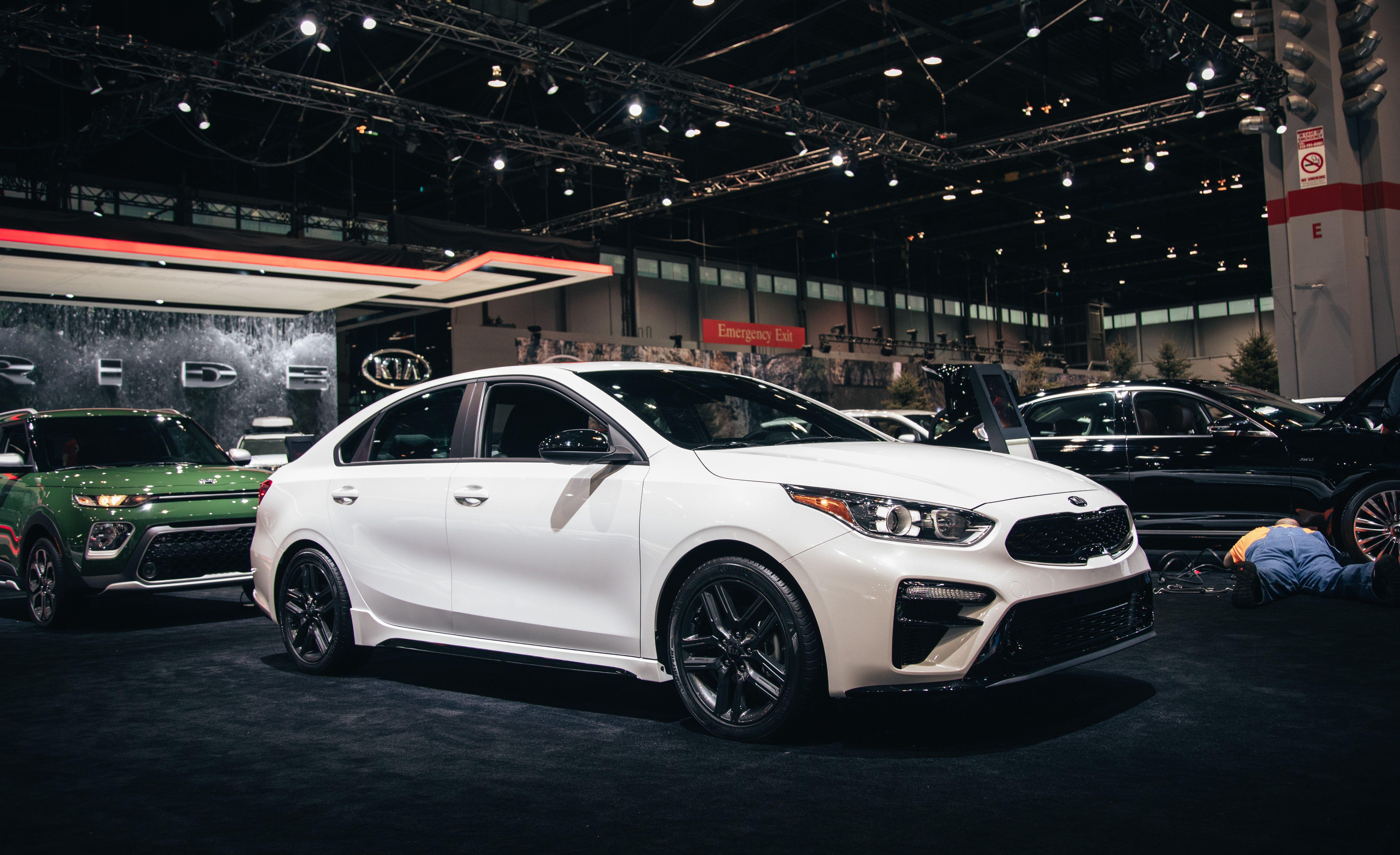 Best Of 2020 Kia Forte Gt Line White And Description Di 2020