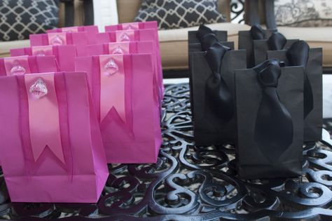 Apologise, but, Goody bags adults all clear