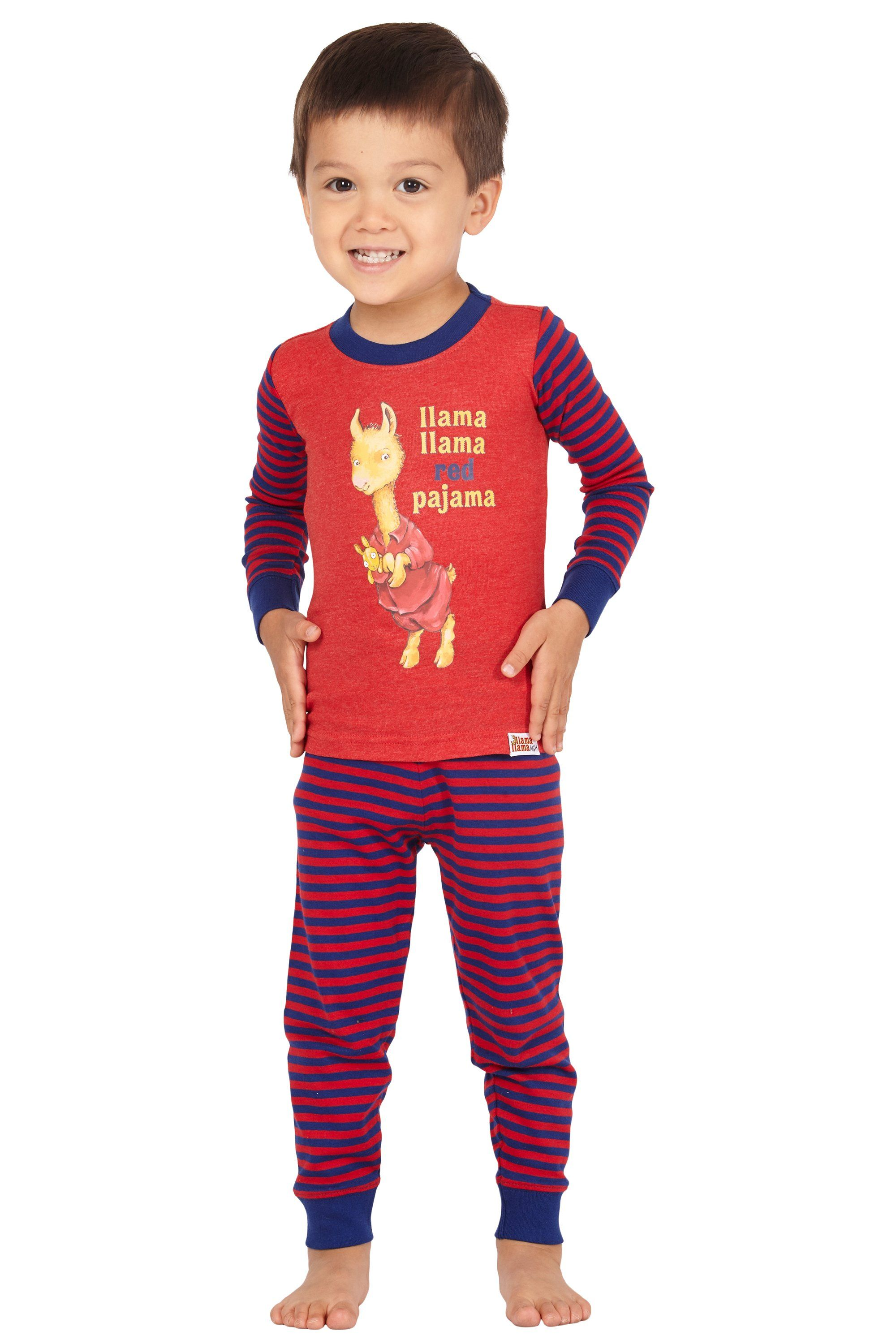 Llama Llama Red Pajama Toddler Pajama Set