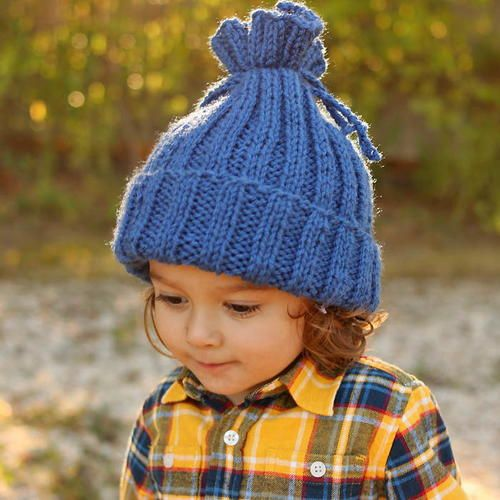 No Brainer Knit Hat Pattern Knitted Hat Patterns Knit Hats And