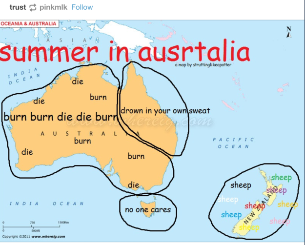 Map Of Australia Meme.On Accurate Maps Australia Funny Aussie Memes