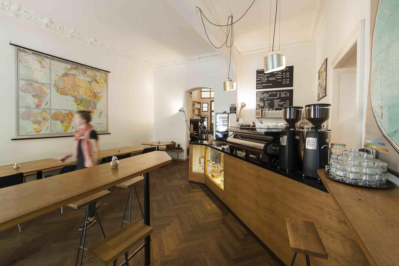 The Editors Frederik Frede Of Freunde Von Fruenden On Berlin And Creativity Cafe
