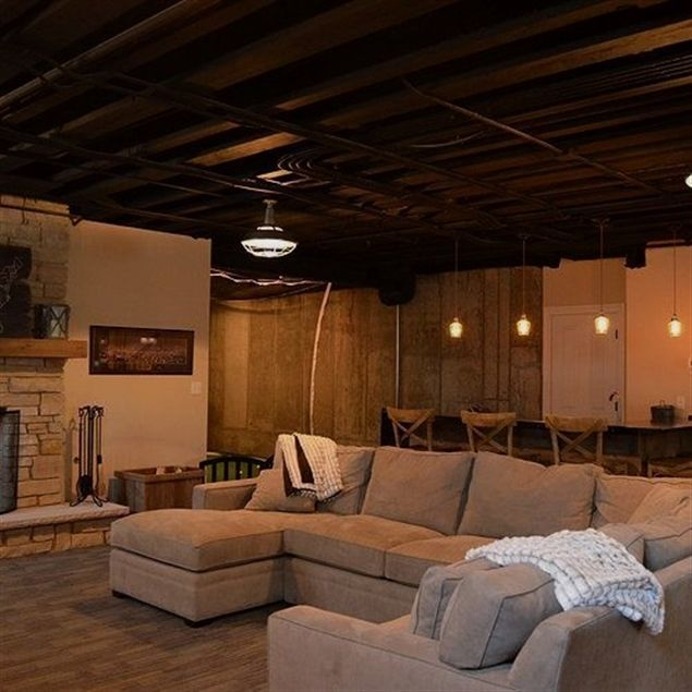 Basement Lighting Ideas Low Ceiling Gurden