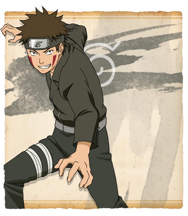 kiba inuzuka shippuden by loladox on DeviantArt | Anime ...
