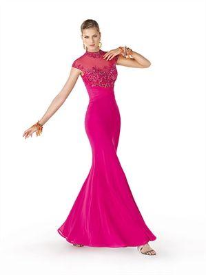 mermaid cap sleeves beaded chiffon red 2014 prom dresses pdm0150  brautkleid günstig chiffon