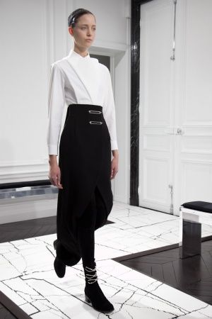 Balenciaga Ready To Wear Fall Winter 2013 Paris