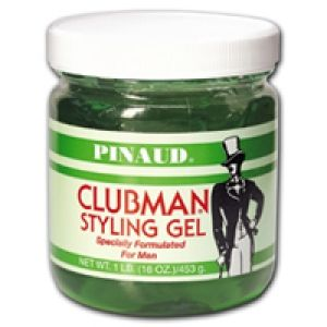 Pinaud Clubman Styling Hair Gel Hard To Hold 16 Oz Styling Gel Gel Coloured Hair Spray