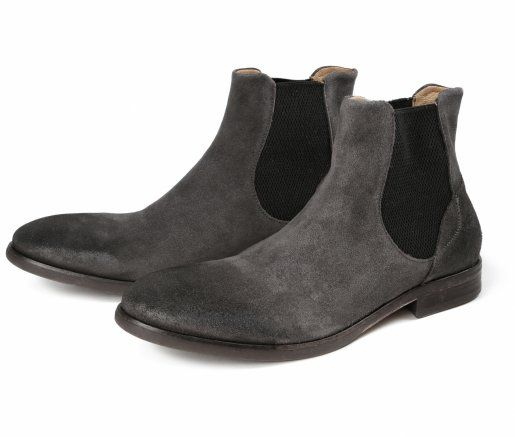 241db9cee Men s Watchley Suede Grey Chelsea Boot