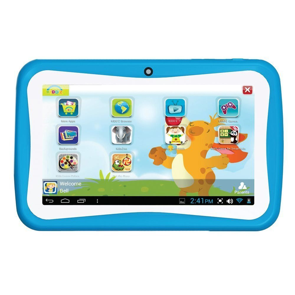 Supersonic SC-773KT 7 Android 4.2 Dual Core Tablet Kidoz