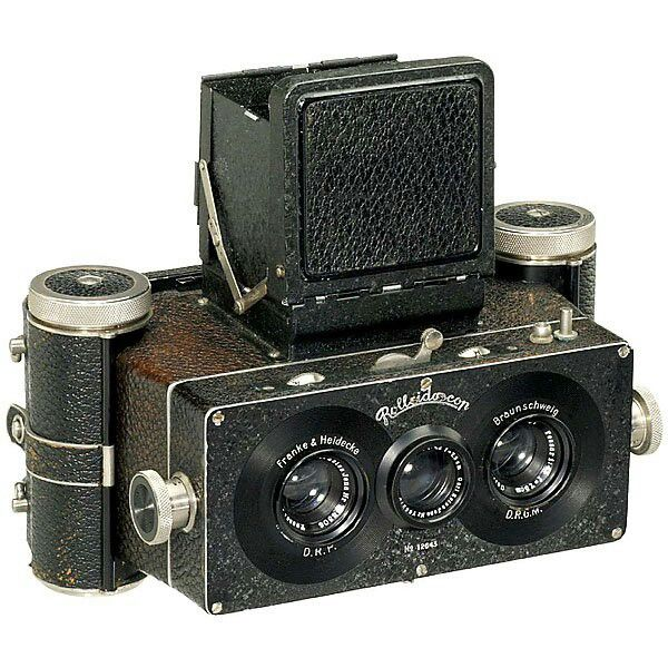 Rolleidoscop 3rd Model (PR 017), 1927