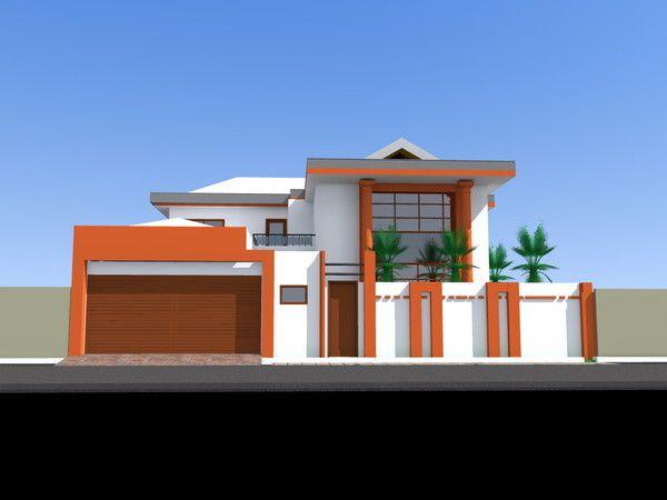 Projet De Construction D Une Villa A Ouagadougou Architecture