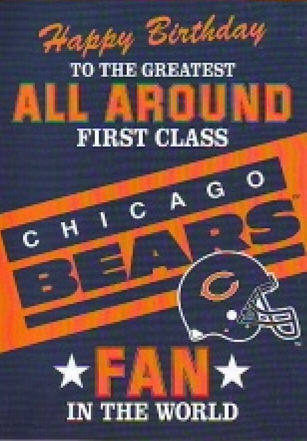 Pin By Smileprincessgreen Blogspot Com On Chicago Bears