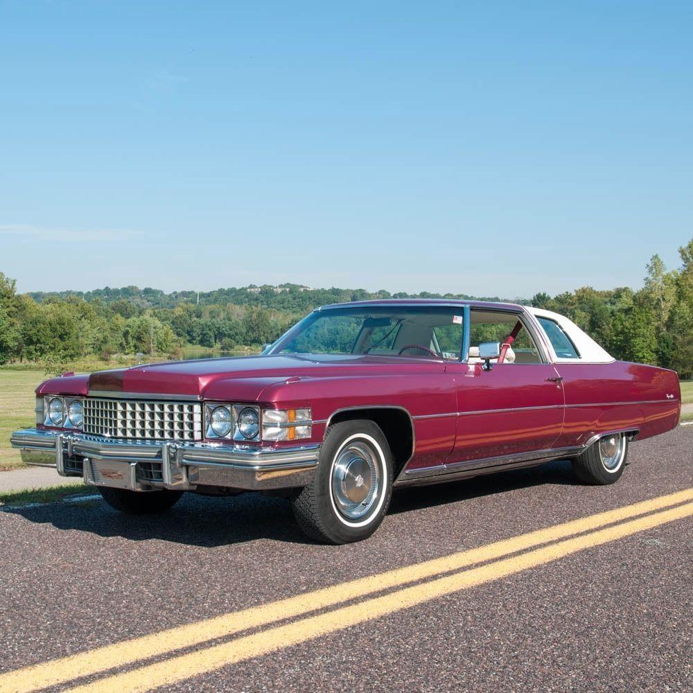 Pin On 1970's Cadillac