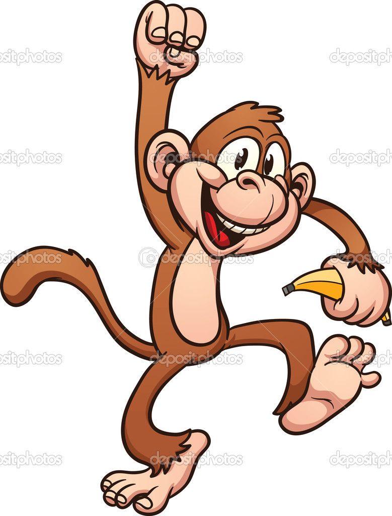 Funny Monkey Drawing : funny, monkey, drawing, Cartoon, Monkey, Funny, Google, Search, Monkey,, Drawing,, Monkeys