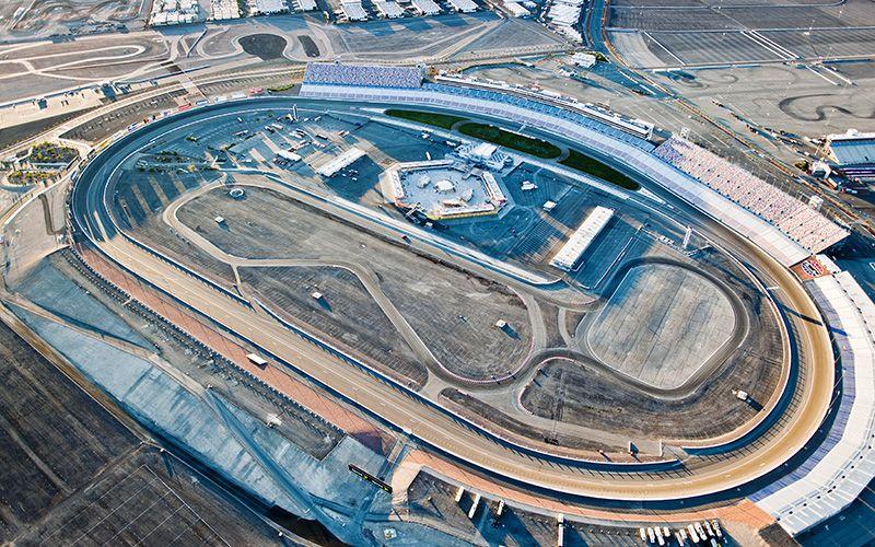 Dream Racing | The Track at Las Vegas Motor Speedway