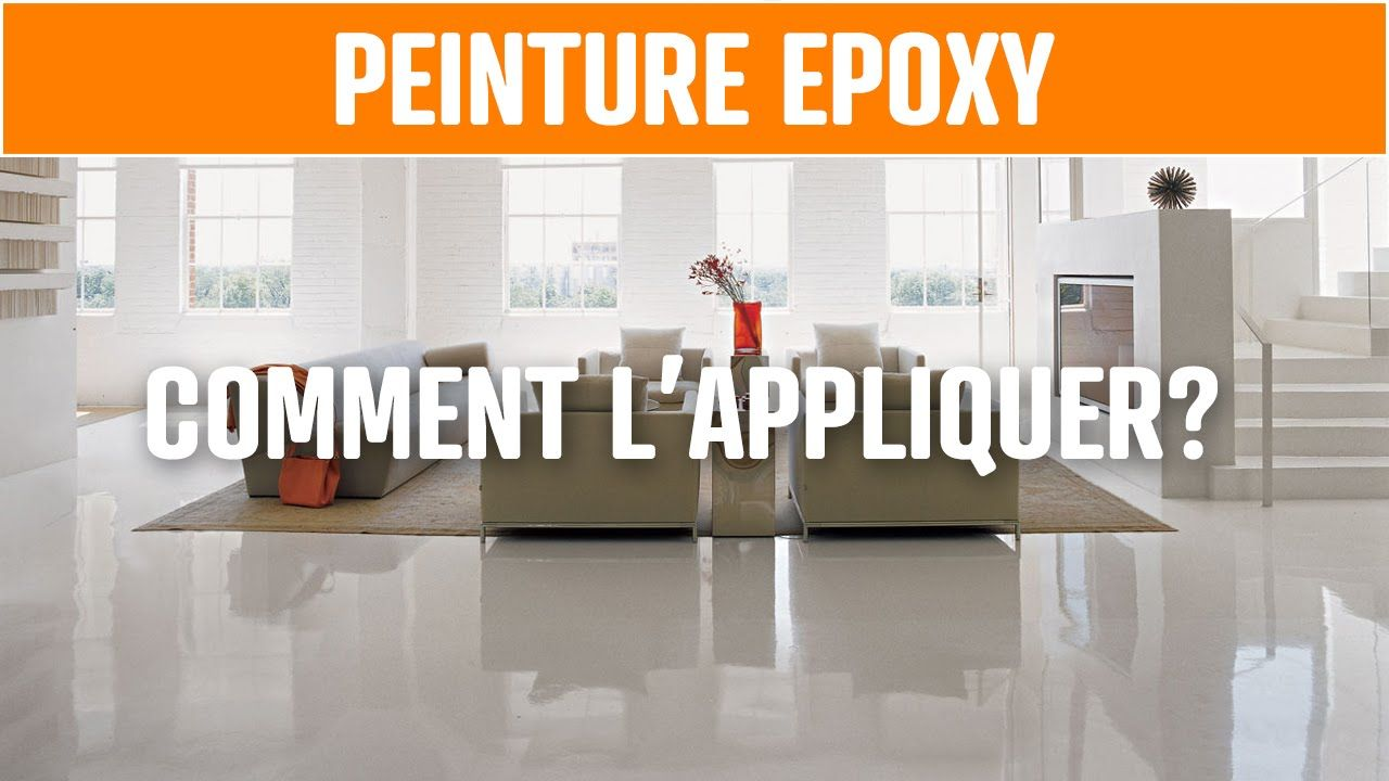 peinture epoxy sol garage rev tement r sine int rieur. Black Bedroom Furniture Sets. Home Design Ideas
