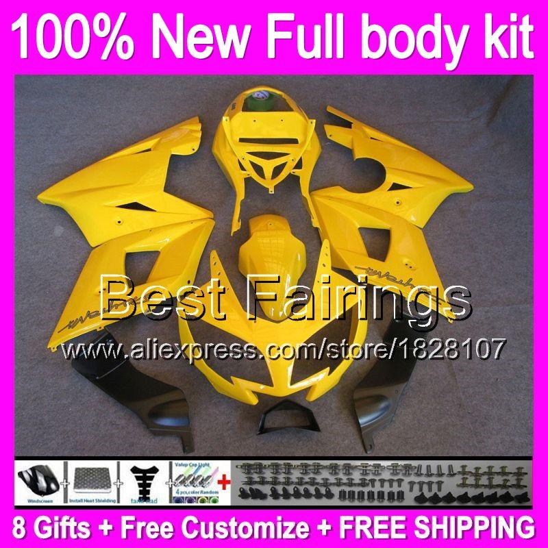 Fairing For Factory Yellow Triumph Daytona 650 02-05 1B2