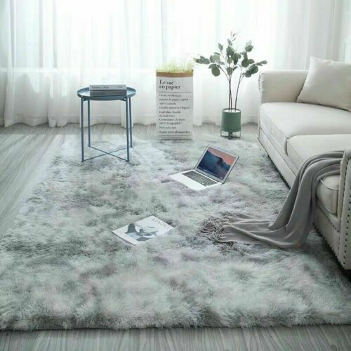 Faux Fur Carpet Bedroom Mat Soft