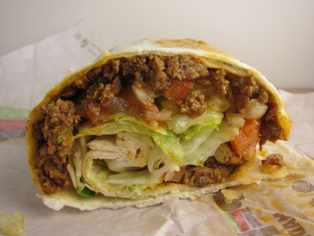 Review: Burger King - Whopperrito   Brand Eating