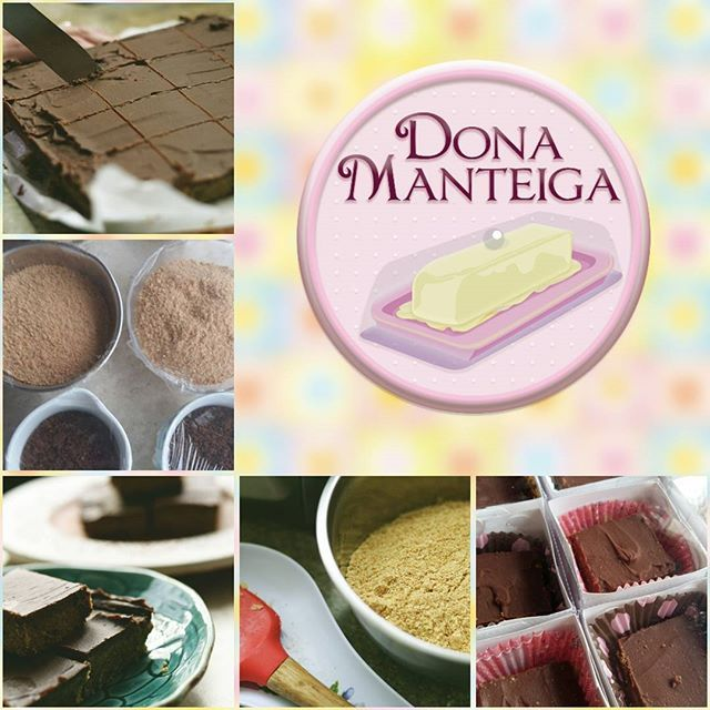 Dadinho da Dona Manteiga uma delícia em cada pedacinho. #dadinhodadonamanteiga 🌱🐔🐄🍫🍰 @donamanteiga #donamanteiga #danusapenna #amanteigadas #gastronomia #food #dessert #pie www.donamanteiga.com.br