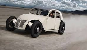citroen 2cv hot rod