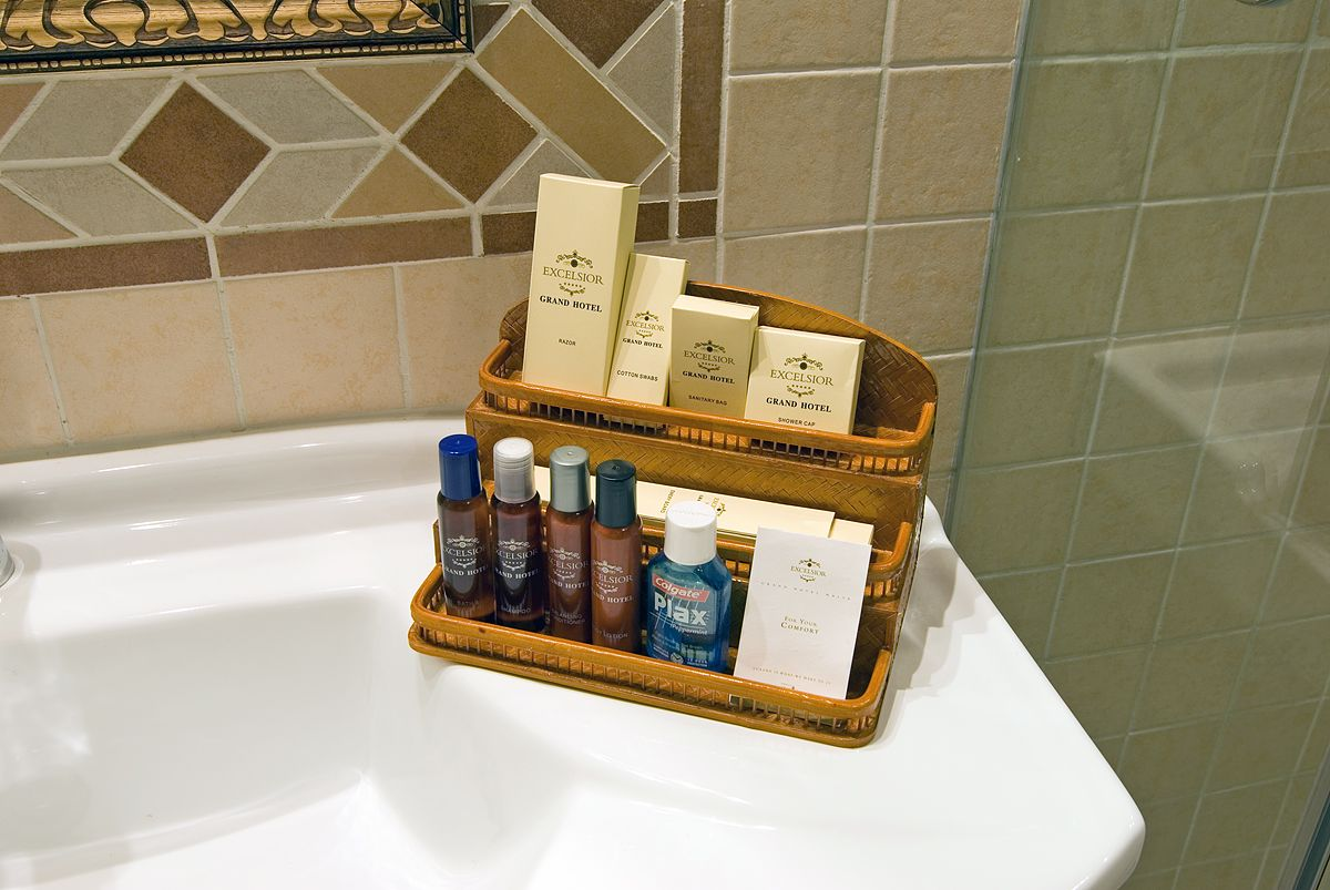 Amenities Bano Bath Caddy Bath Hotel