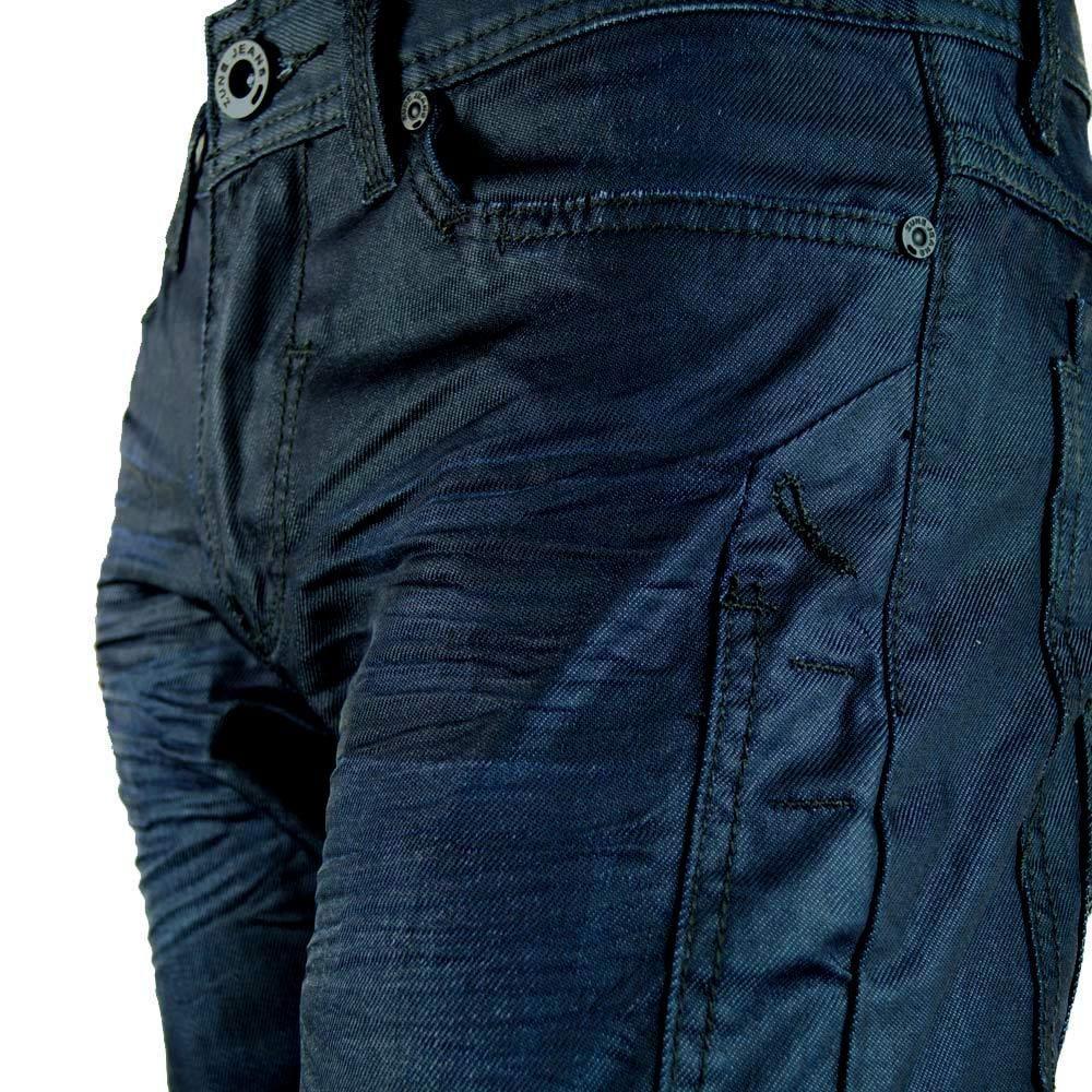 729f65477 Calça Jeans Skinny Zune Denim Special Edition Azul Escuro - comprar online