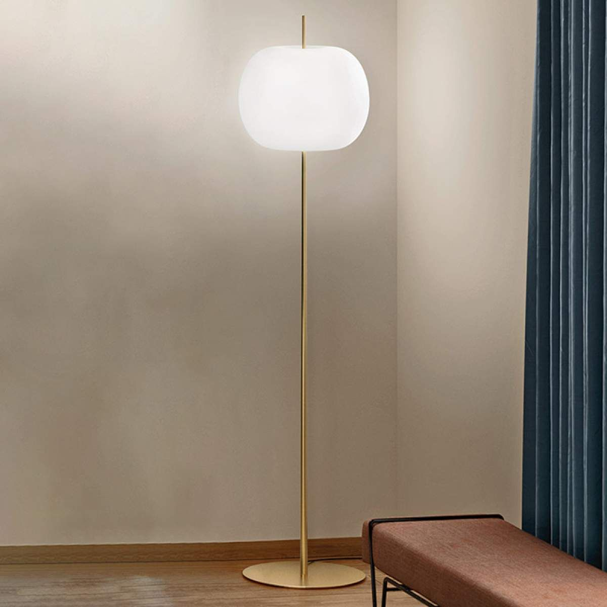 Design Stehlampe Led Dimmbar Zuhause