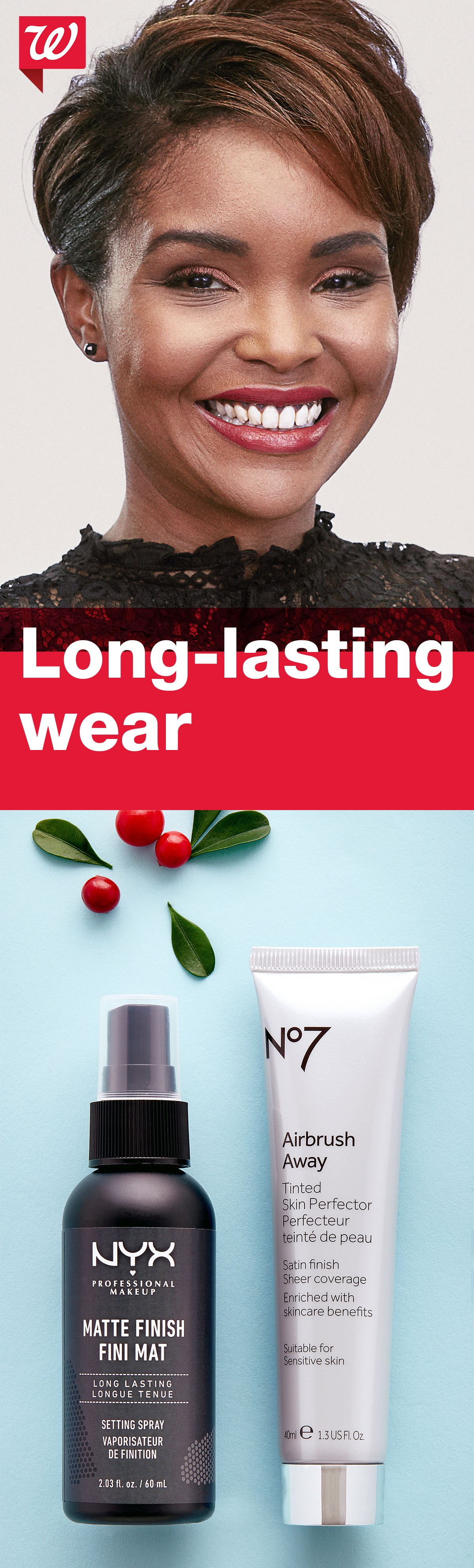 NYX Professional Makeup Long Lasting Makeup Setting Spray