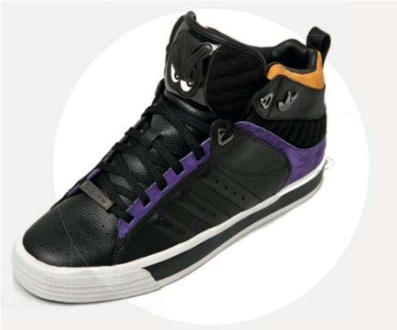 West Coast Rapper Kicks : Adidas Snoop Dogg