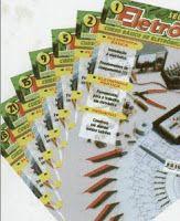 Curso pratico de eletrônica moderna CEKIT é uma das melhores coleções de revistas de eletrônica, ja produzidas, é muito didatico com vario...