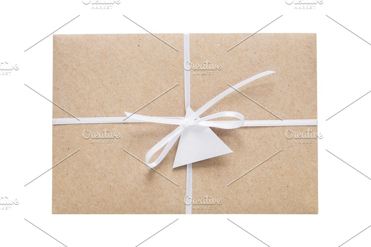 Photo of Envelope and gift box. #Sponsored , #Ad, #envelope#blank#paper#Open