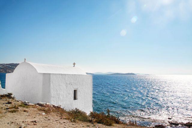 The church of Panagia Paraportiani in Mykonos overlooks the Aegean sea #aegeansea The church of Panagia Paraportiani in Mykonos overlooks the Aegean sea #aegeansea The church of Panagia Paraportiani in Mykonos overlooks the Aegean sea #aegeansea The church of Panagia Paraportiani in Mykonos overlooks the Aegean sea #aegeansea