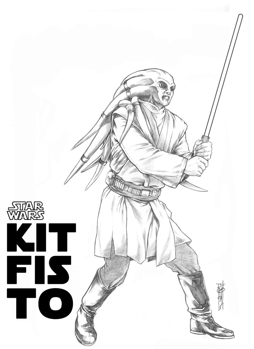 jedi coloring pages - photo#24