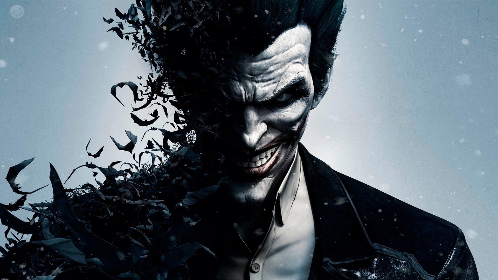 The Joker Is Definitely The Coolest Villain Batman Arkham Origins Joker Wallpapers Batman Joker Wallpaper High resolution 4k ultra hd joker cards
