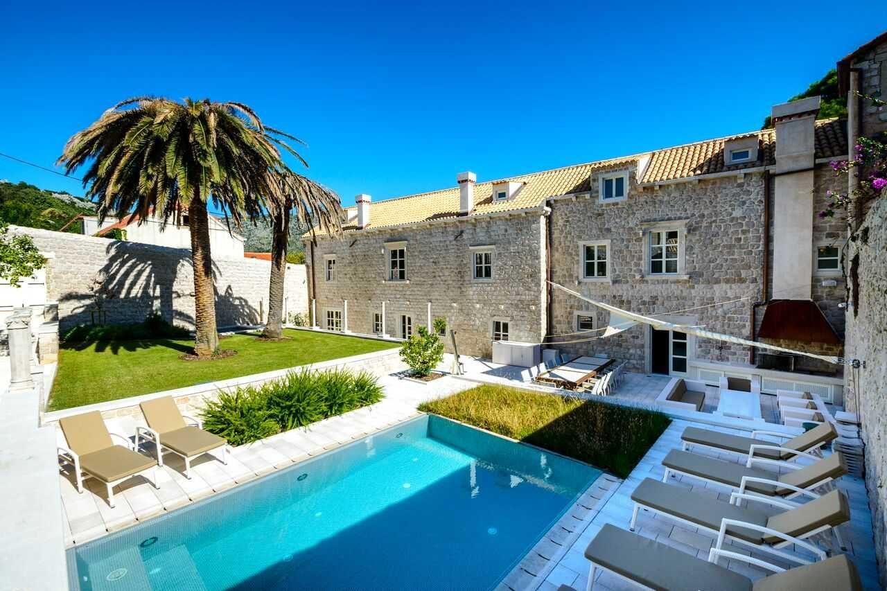 Luxury Villas Dubrovnik Croatia Villa Holiday rentals