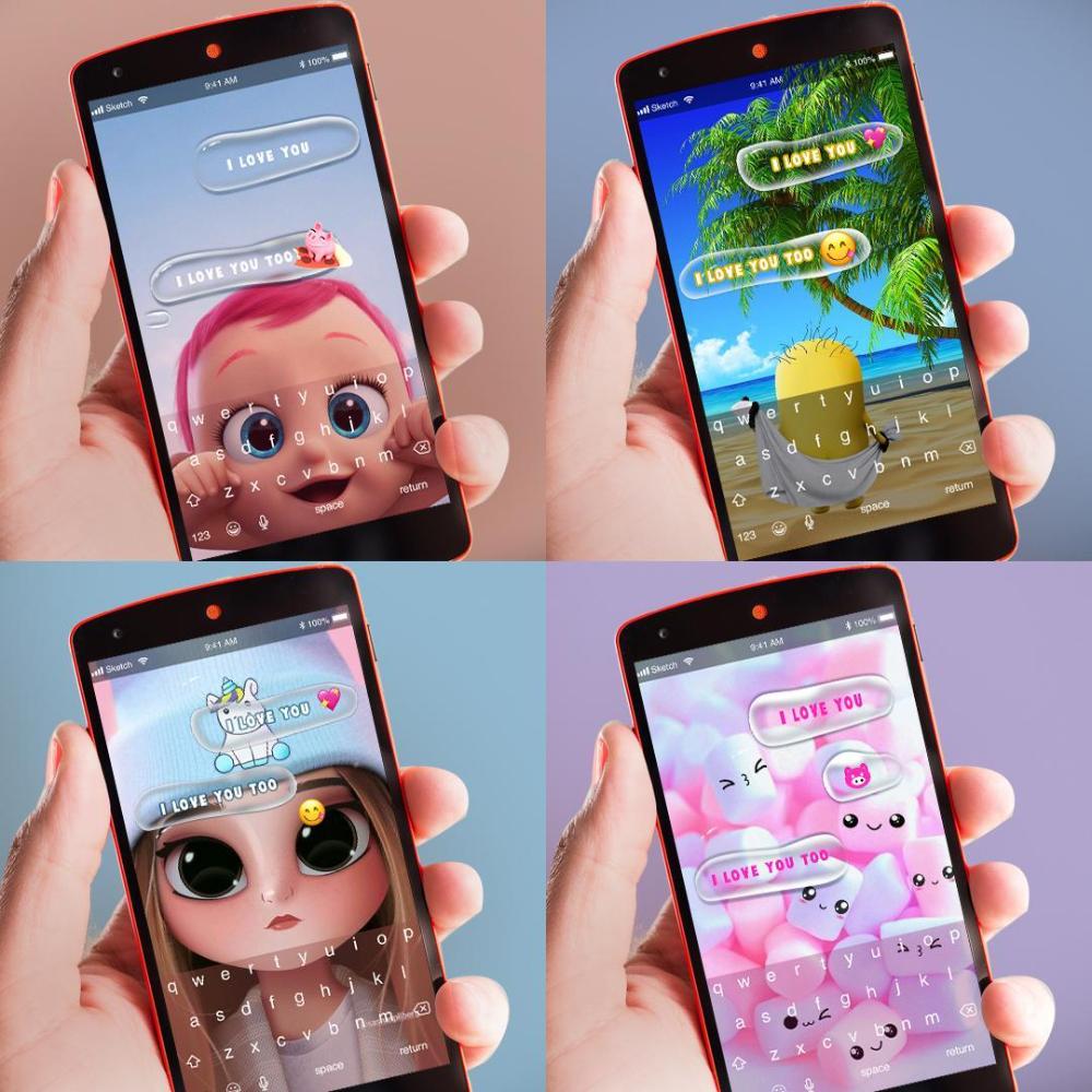 3d Wallpaper Parallax 4d Backgrounds Allwallpaper Holographic Wallpapers 3d Wallpaper Background 3d Wallpaper For Phone