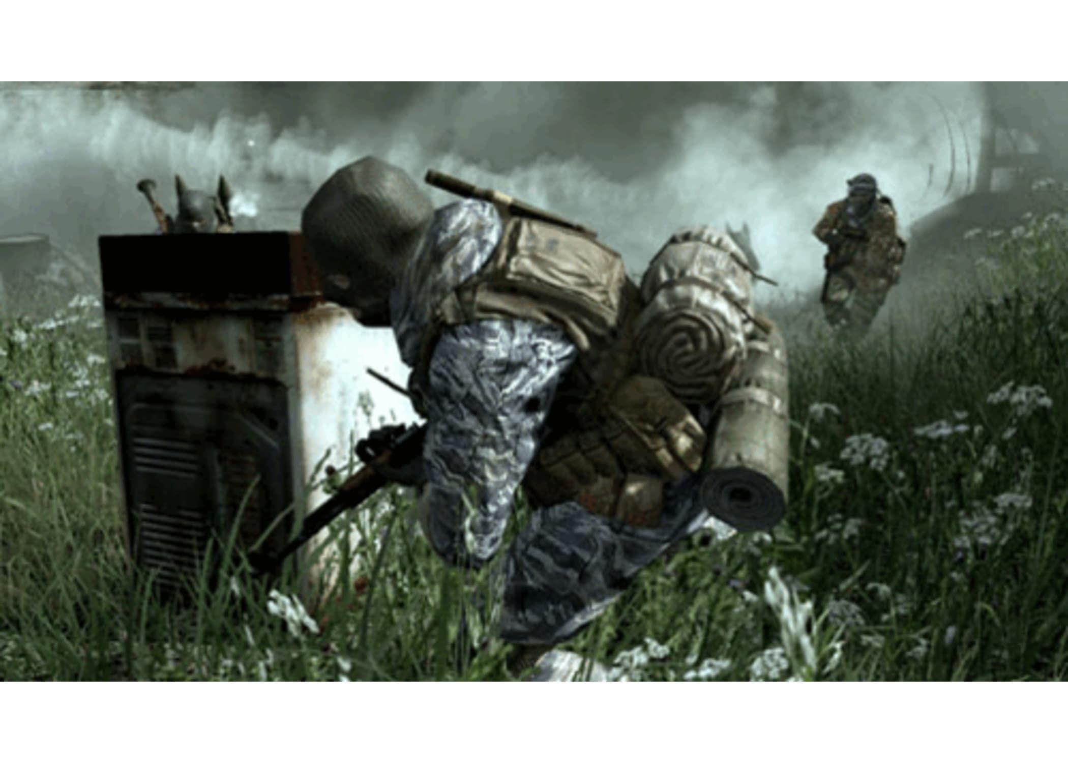 Call Of Duty 4 Modern Warfare Modern Warfare Military Life Call Of Duty