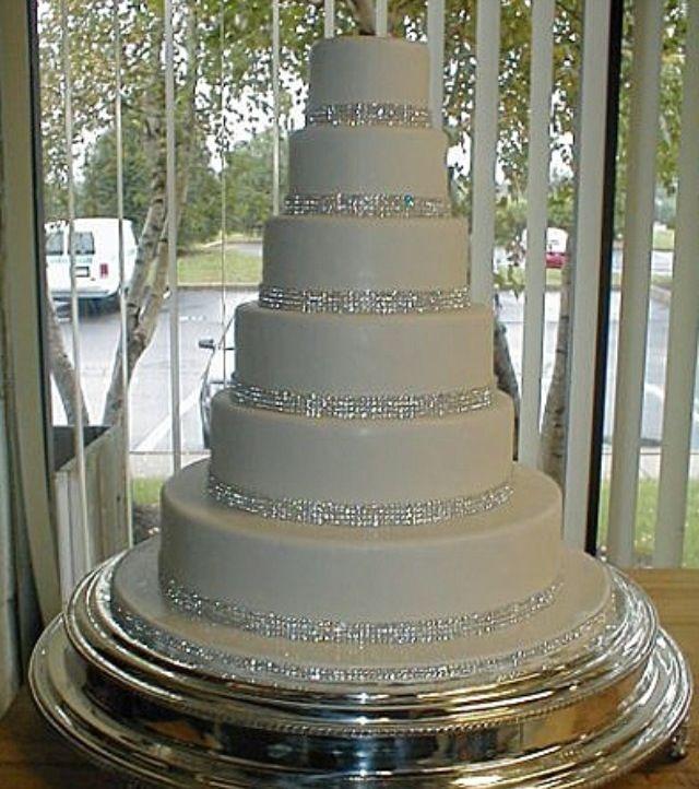 Wedding Cake Bling Beautiful Cakes That Sparkle Shine: Best 25+ Sparkle Wedding Cakes Ideas On Pinterest